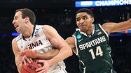 Video: Michigan State 61, UVA 59