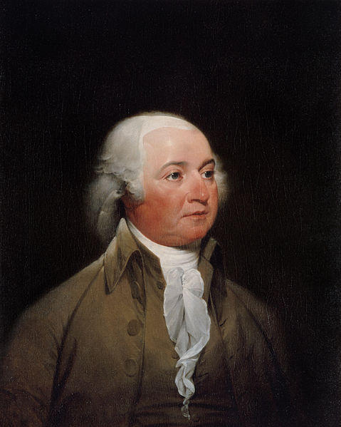 "John Adams asked the nation to repent for ""manifold sins and transgressions."""