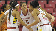 After 'limping' to Sweet 16 in 2013, Terps women now healthy enough to charge ahead