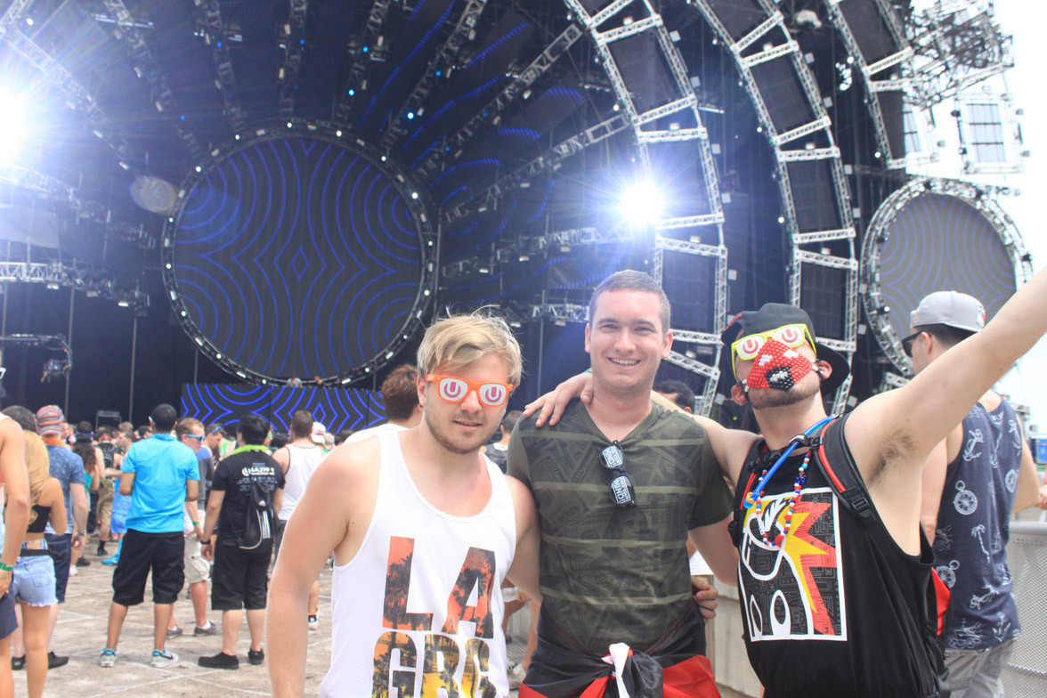 Ultra Music Festival 2014 fans and artists - Ultra Music Festival Miami Pictures