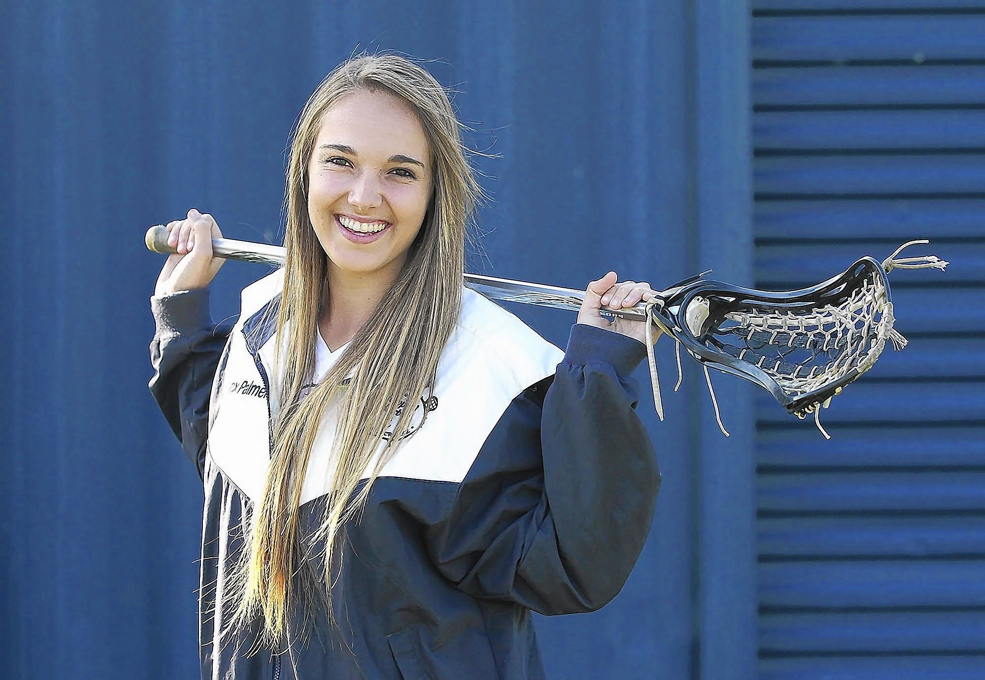 Newport Harbor High's Alex Palmer is Daily Pilot High School Athlete of the Week.