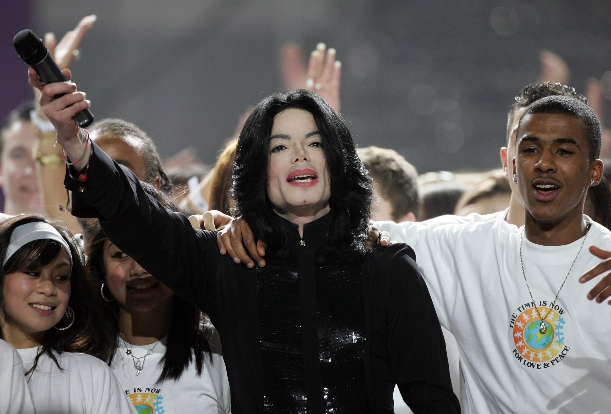 """Sony Music has announced the release in May of previously unreleased music from Michael Jackson comprising the album entitled """"XSCAPE."""""""