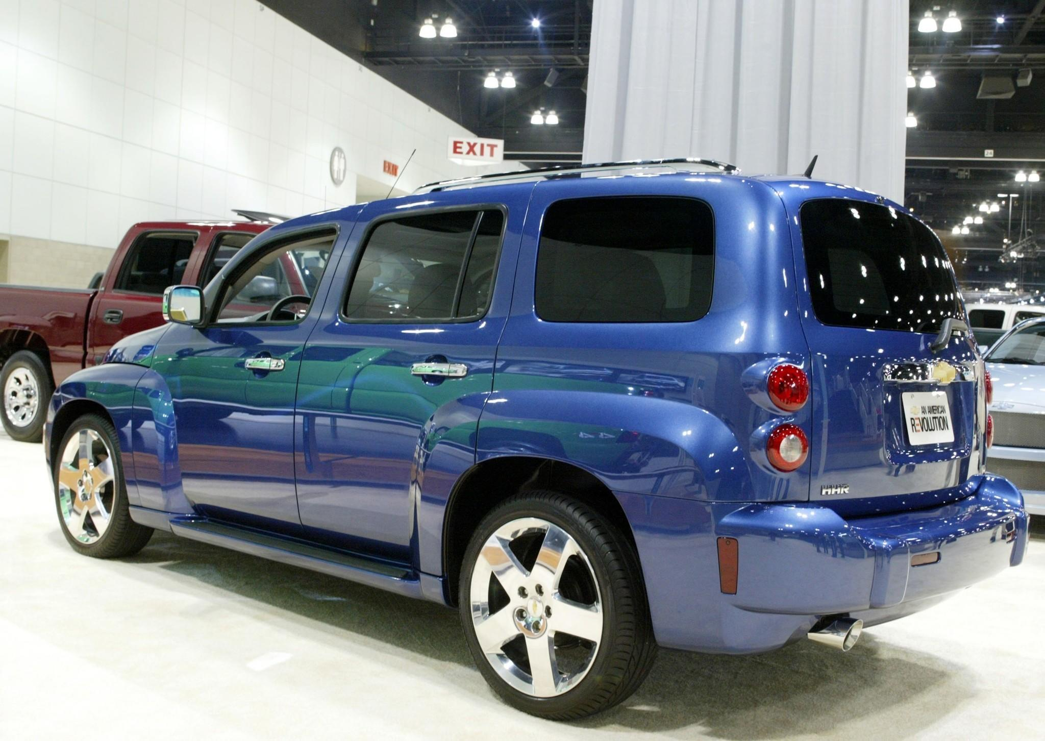 General Motors recalled 1.5 million vehicles, including the 2006 Chevrolet HHR, to fix a power steering problem.