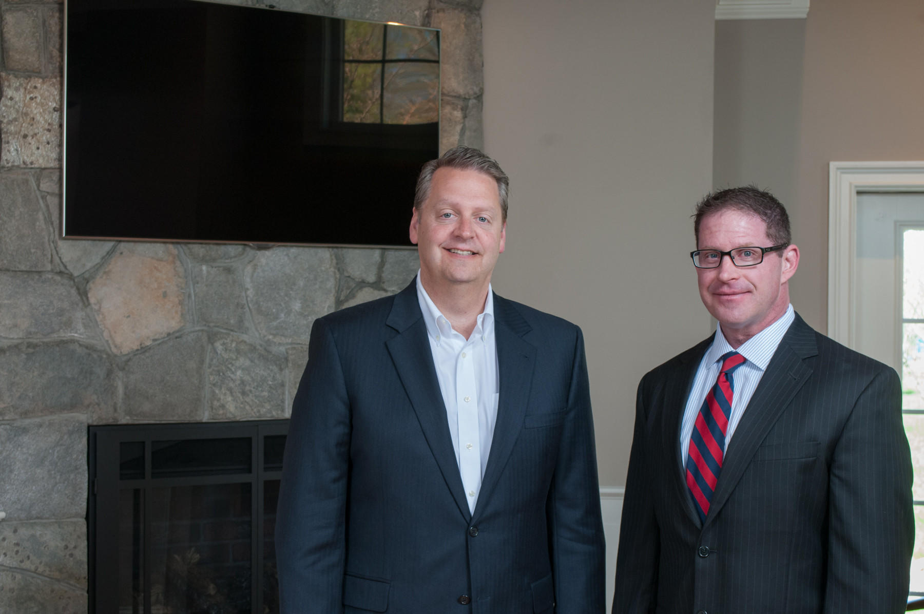 Drs. Paul Guardino and Thomas O'Connor of Personal Care Physicians, LLC, Farmington.