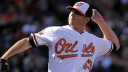 Orioles left-hander Zach Britton shines in new role out of bullpen