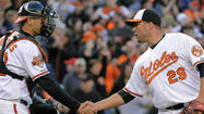 Orioles closer Tommy Hunter recovers to 'earn' save vs. the Red Sox