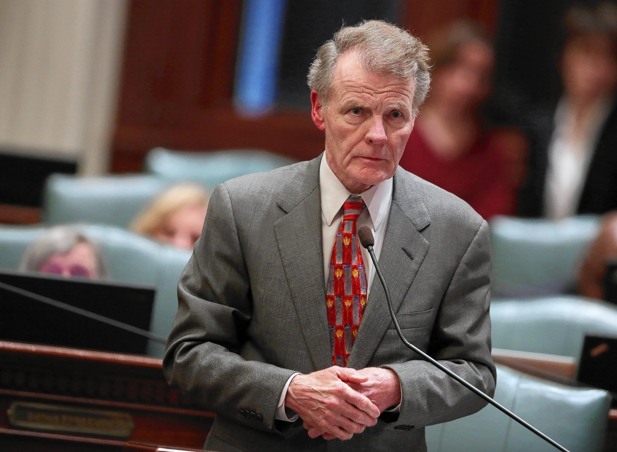 House Speaker Michael Madigan's meddling in hiring was singled out by the Northeastern Illinois Public Transit Task Force report.