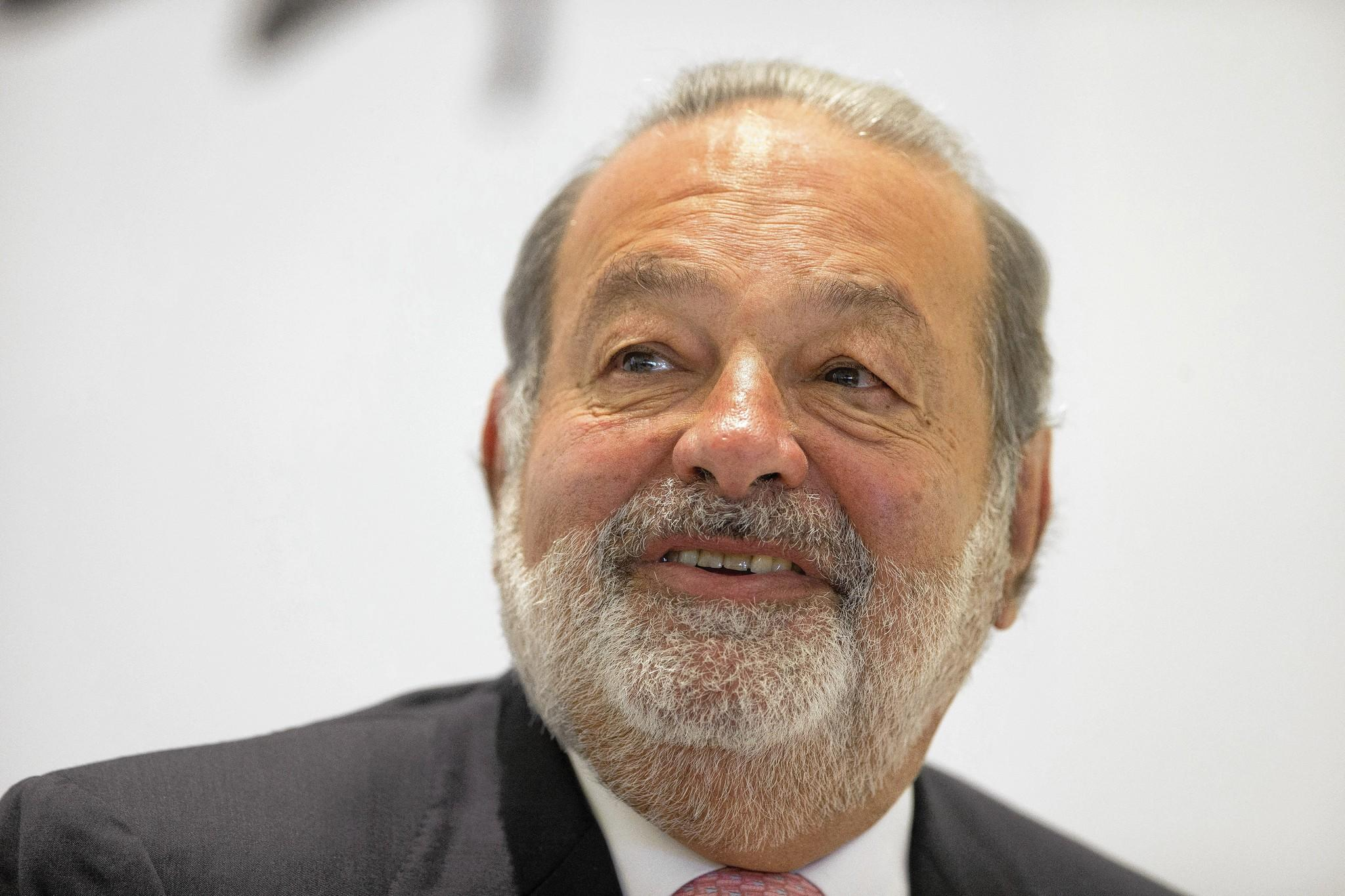 Mexico's telephone service, both land-line and cellular, is dominated by companies owned by Mexican tycoon Carlos Slim, seen in 2013, one of the world's richest men. Mexicans pay some of the world's highest prices for some of the spottiest phone service.