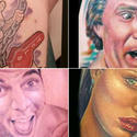 Bad celebrity tattoos