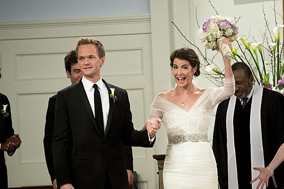 """How I Met Your Mother"" ended its run on CBS Monday night. With (from left) Josh Radnor, Neil Patrick Harris, Cobie Smulders, Ben Vereen, Alyson Hannigan and Jason Segel."