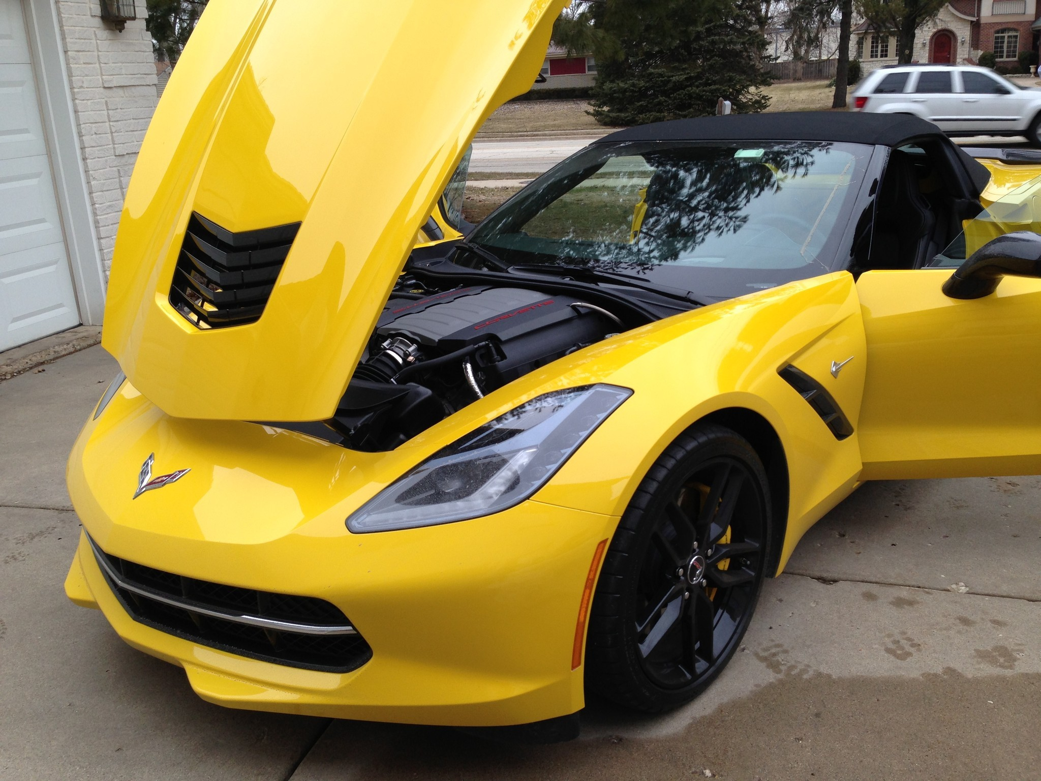 Review: 2014 Corvette Stingray Convertible makes a convert