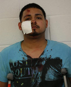 Jose L. Colon, 21, a man charged in a fatal crash that killed a Minnesota man on the Edens Expressway.