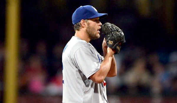 Dodgers pitcher Clayton Kershaw could be out a month because of inflammation in a back muscle.