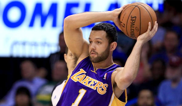 Lakers guard Jordan Farmar, an impending free agent, hopes to return to the Lakers next season.