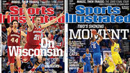 Wisconsin fans fear SI cover picture jinxes championship bid