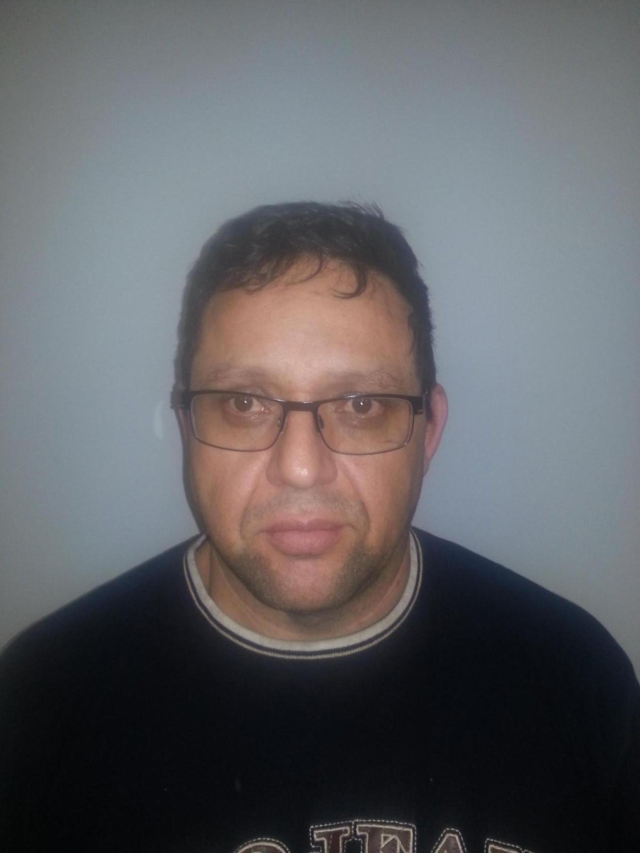 Renato V. Velasquez, 04/19/67, Hanover Park, charged in crash on I-88.