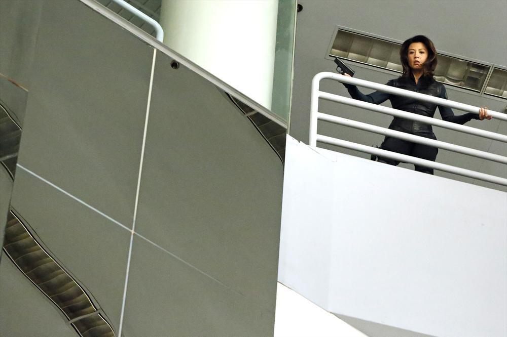 "Ming-Na Wen on ""Marvel's Agents of S.H.I.E.L.D."""