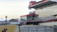 Thoroughbred racing resumes at Pimlico on Thursday