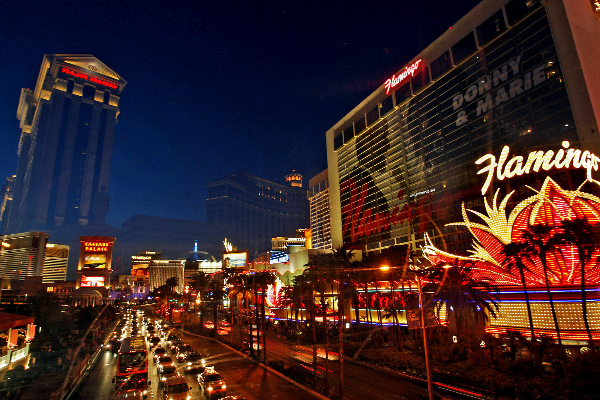 Las Vegas is one of six finalists bidding for the chance to host the 2016 Republican National Convention