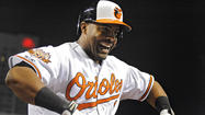 Outfielder Nelson Cruz trying to get settled in Baltimore
