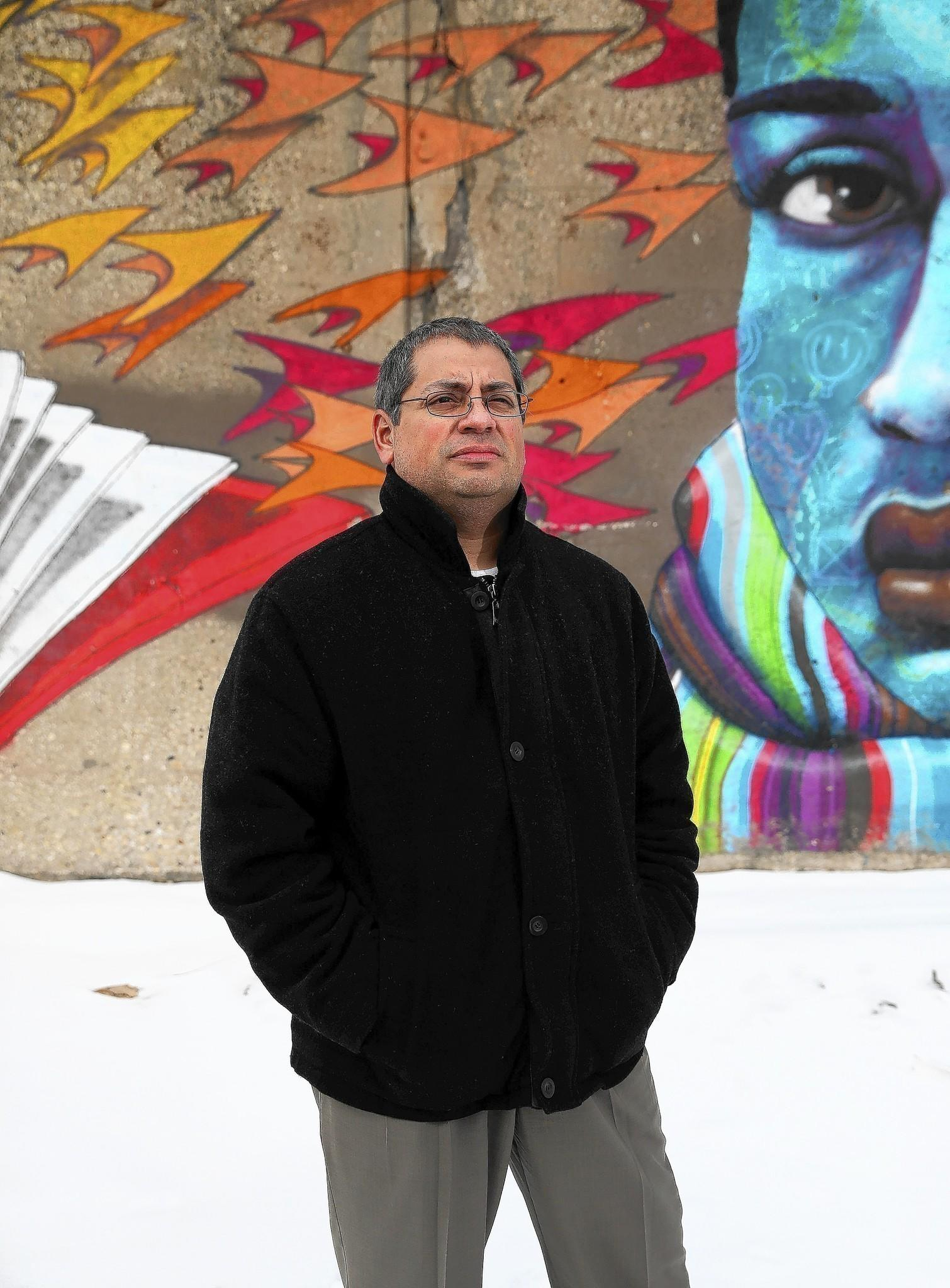 """""""Painted Cities"""" by Alexai Galaviz-Budziszewski is a collection of short stories that closely reflects the events, places and people from his early life in Chicago's Pilsen neighborhood."""