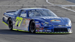 With C.E. Falk gone, it's anybody's ballgame in the Late Model Division at Langley Speedway