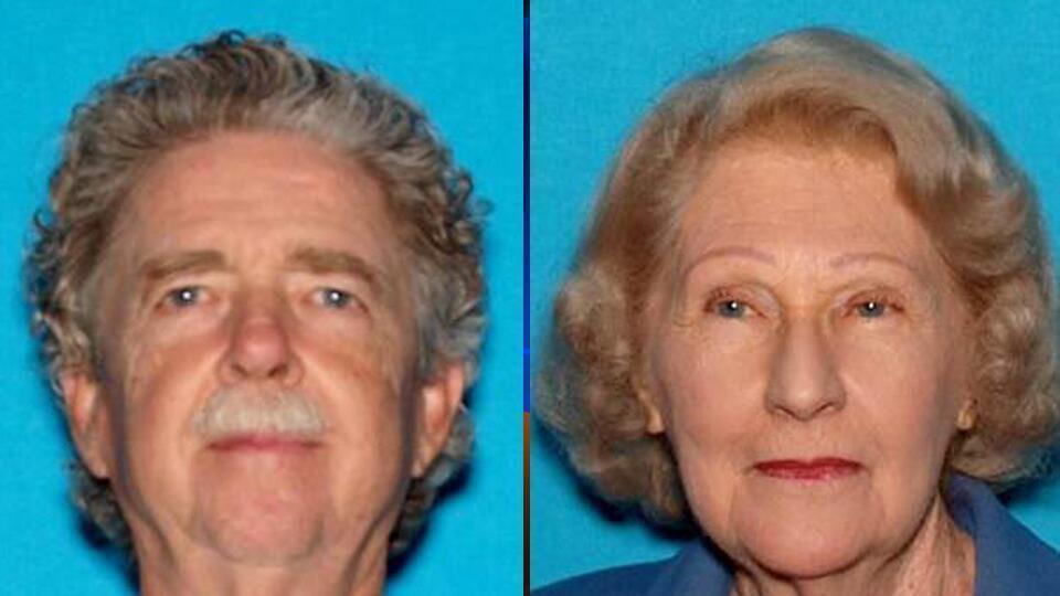 Michael Worden, 71, and Freda Bryson, 78.