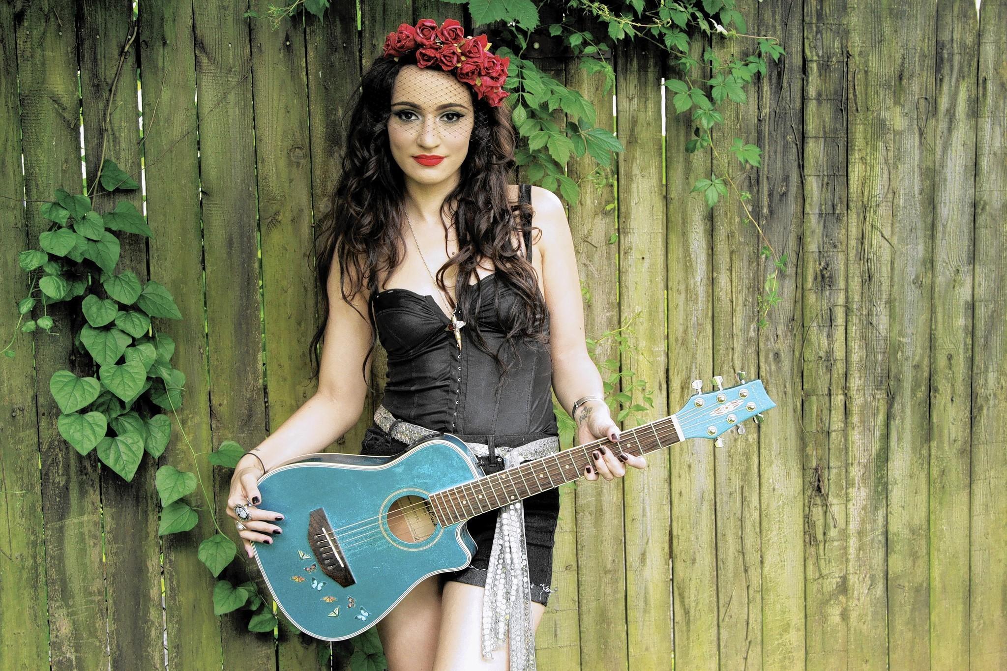 Lindi Ortega is a Canadian singer-songwriter.