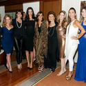 Donna Karan Fashion Show co-hosted by Women of Tomorrow at SLS Hotel