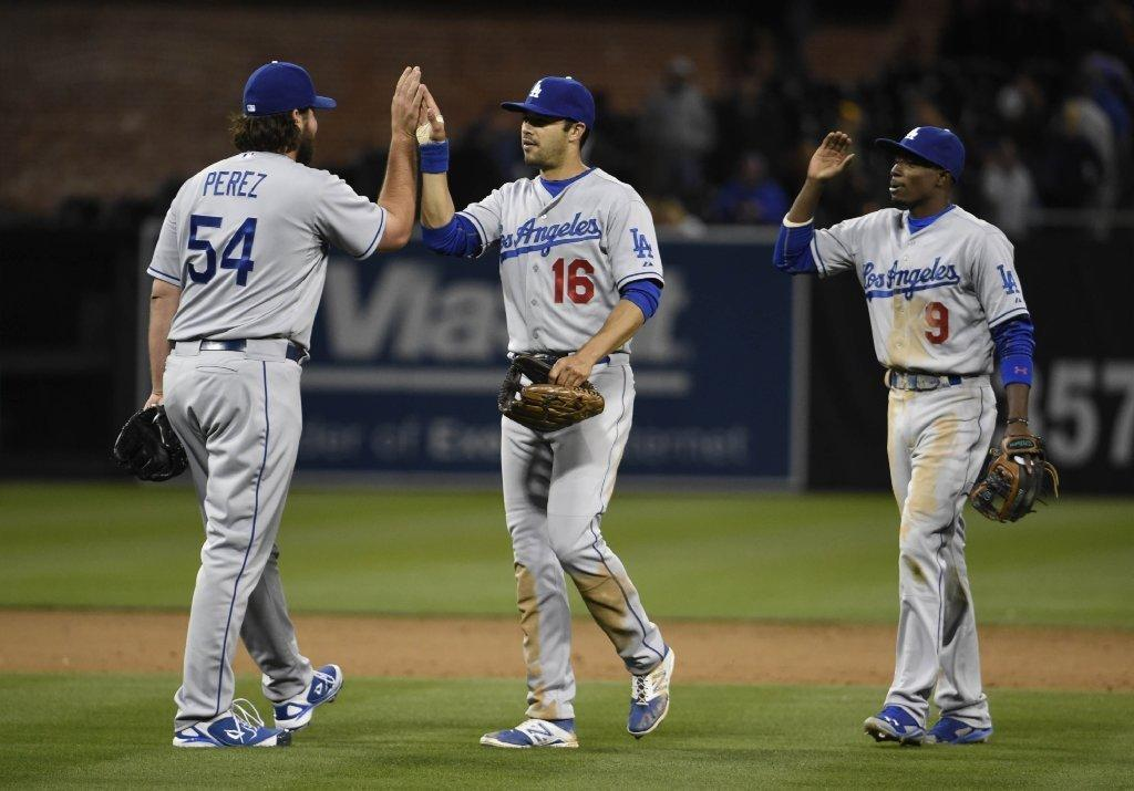 Ratings for the new Dodger channel SportsNet LA are soft.
