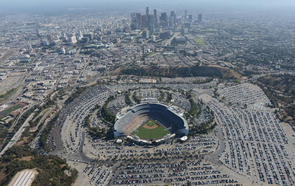 Some fans encountered difficulty reaching Dodger Stadium in a timely manner during last week's Freeway Series. The team is working to avoid a repeat of the problem for Friday afternoon's home opener.