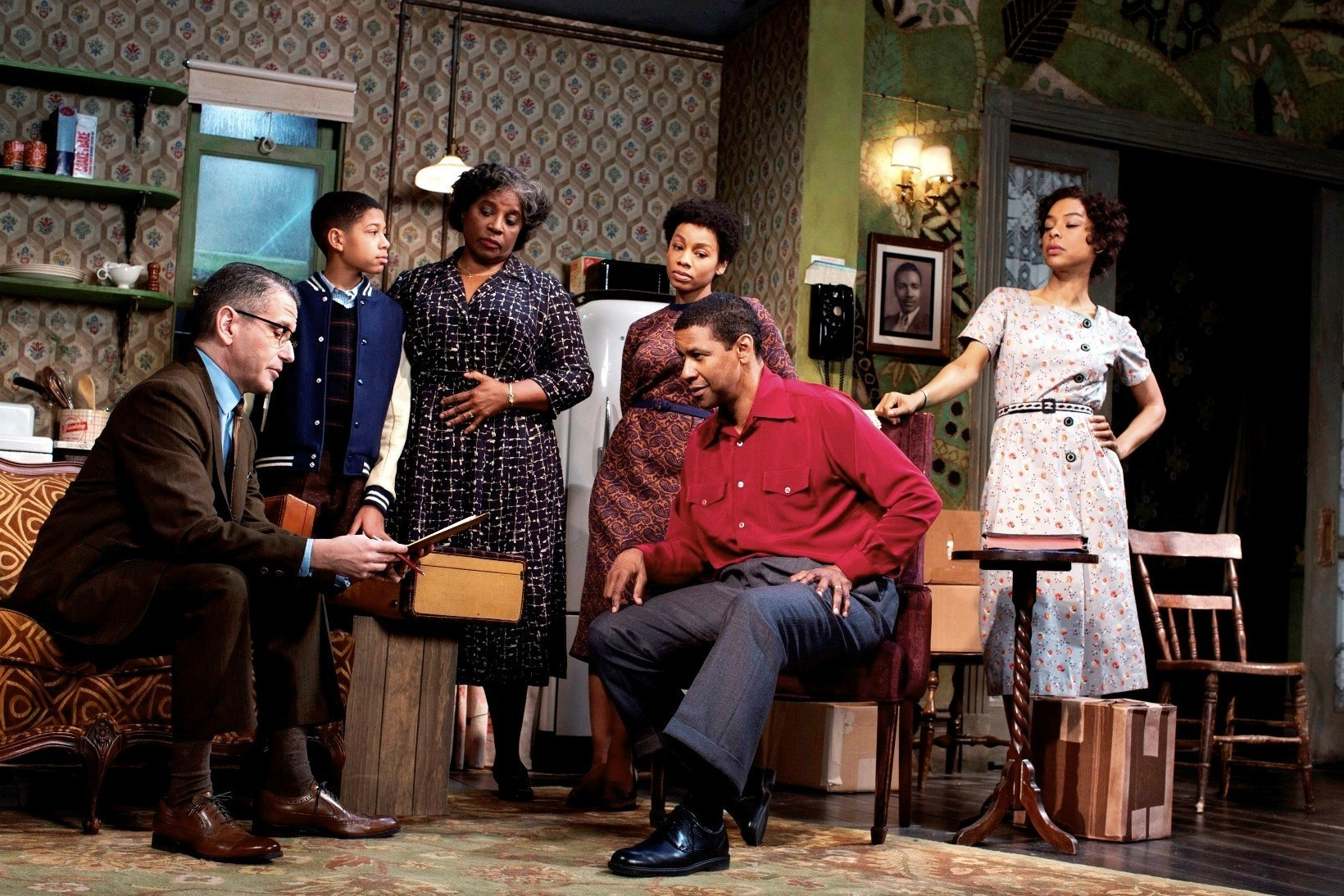 a review of lorraine hansberrys play a raising in the sun Lorraine hansberry was born in chicago on may 19, 1930, and was the youngest  when neighbors struck at them with threats of violence and legal action, the hansberrys defended themselves hansberry's father filed a lawsuit and successfully brought his case all the  and conflicts in a natural and realistic manner, a raisin in the sun received the new york drama critics' circle award for best play of the year hansberry was the youngest playwright, the fifth woman, and the only black.
