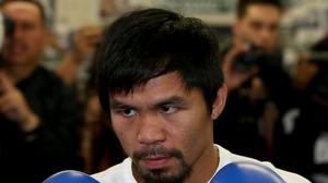 Manny Pacquiao discusses his controversial loss to Tim Bradley