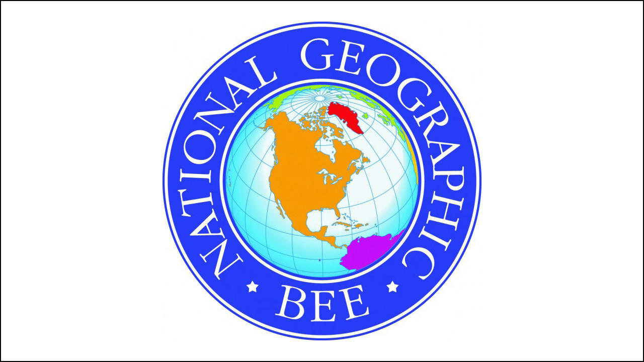 One hundred students from across Illinois are competing today at the College of DuPage in the state-level competition of the National Geographic Bee.