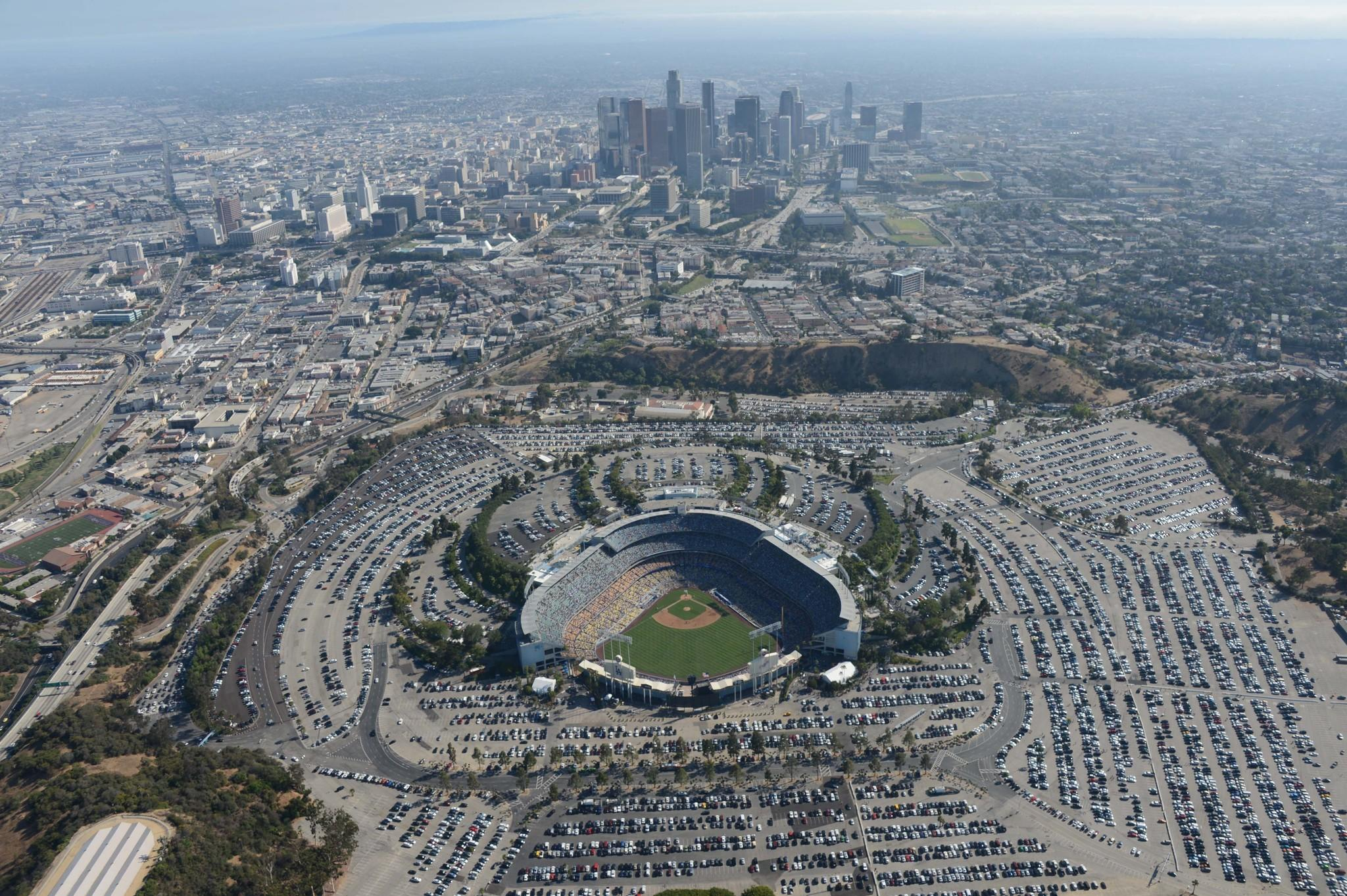 dodgers home opener  unveil stadium upgrades traffic adjustments latimes