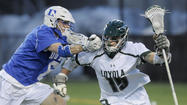No. 1 Loyola men's lacrosse has chemistry of a champion