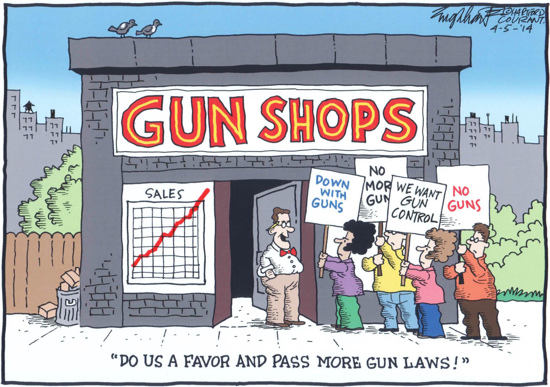 gun control schools
