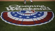 Dodgers 2014 home opener