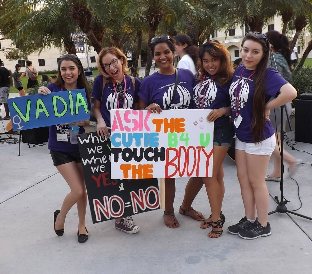 Miami SlutWalk Pictures - Miami SlutWalk Pictures