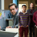 'Halt and Catch Fire' vs. 'Silicon Valley,' 2014