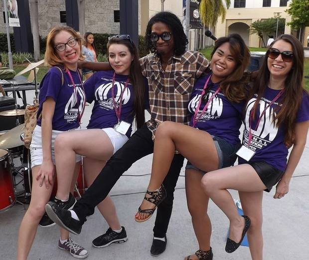 The second Miami SlutWalk happened at Florida International University on April 3.