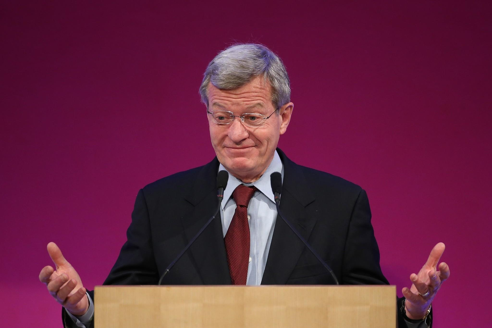 U.S. Ambassador to China Max Baucus said in a federal hearing that he was not an expert on China.