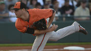 Norris 'champing at the bit' for first start of season for slumping O's