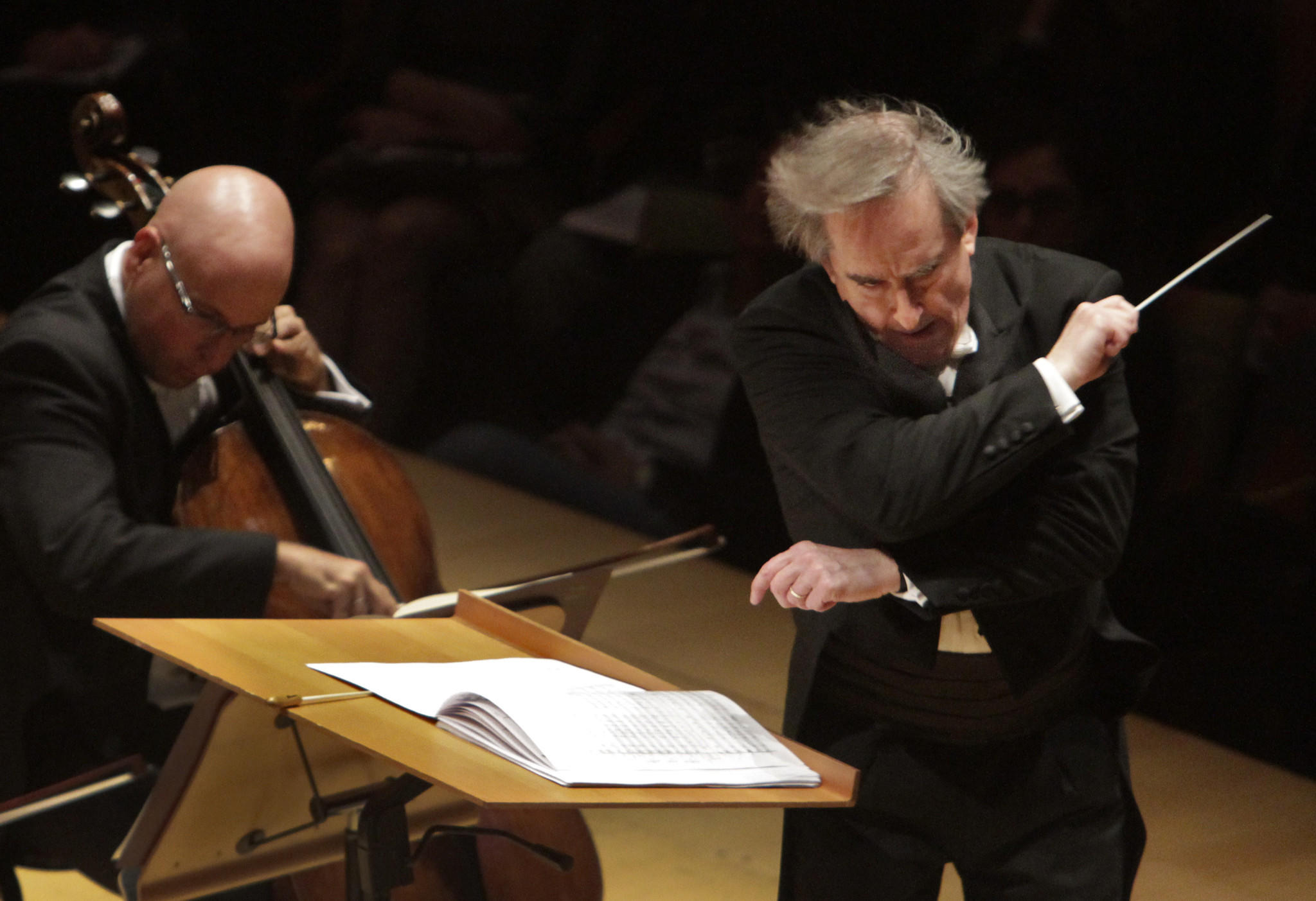 James Conlon conducts the Los Angeles Philharmonic.