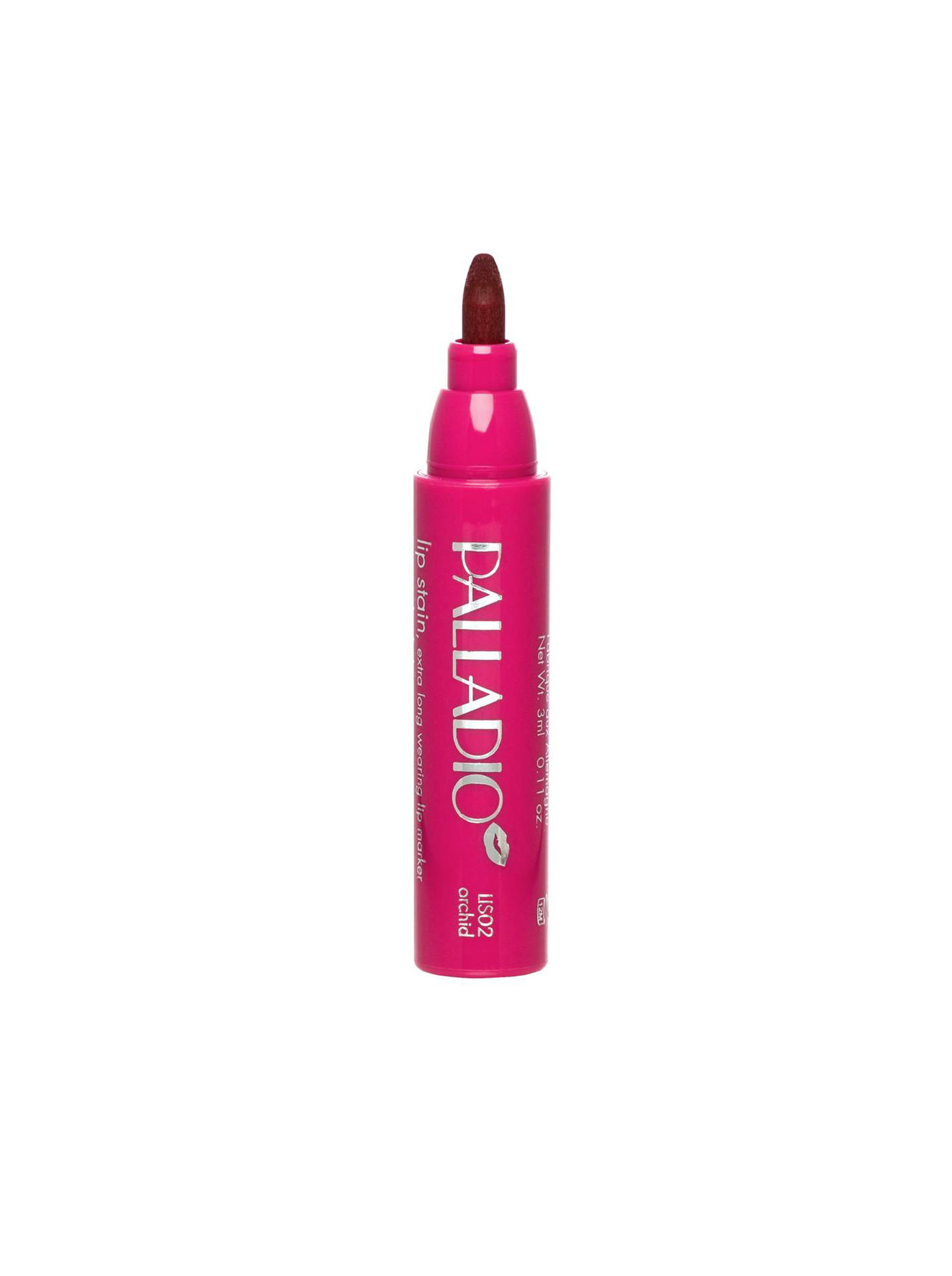 Palladio Beauty Lip Stain in Orchid, $6.