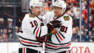 Photos: Blackhawks 4, Blue Jackets 3