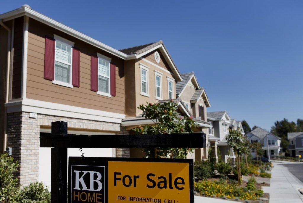 New-home sales unexpectedly dropped in March.