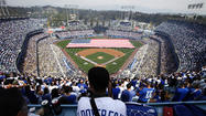 Dodgers fans have their opening say, and it's a mixed bag