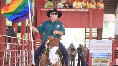 Gay Rodeo in Davie: www.southflorida.com/sf-good-pie-company-pie-day-031414-20140314,0...