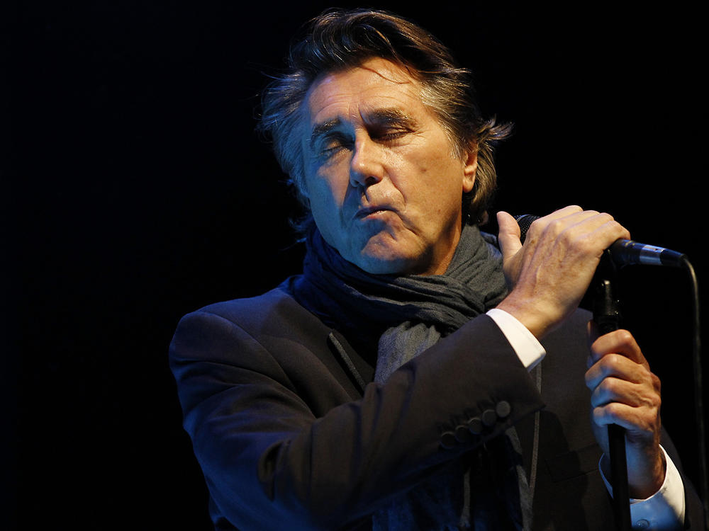 Coachella 2014: Bryan Ferry
